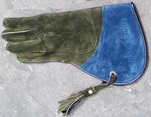 Valkeniershandschoen-workshop